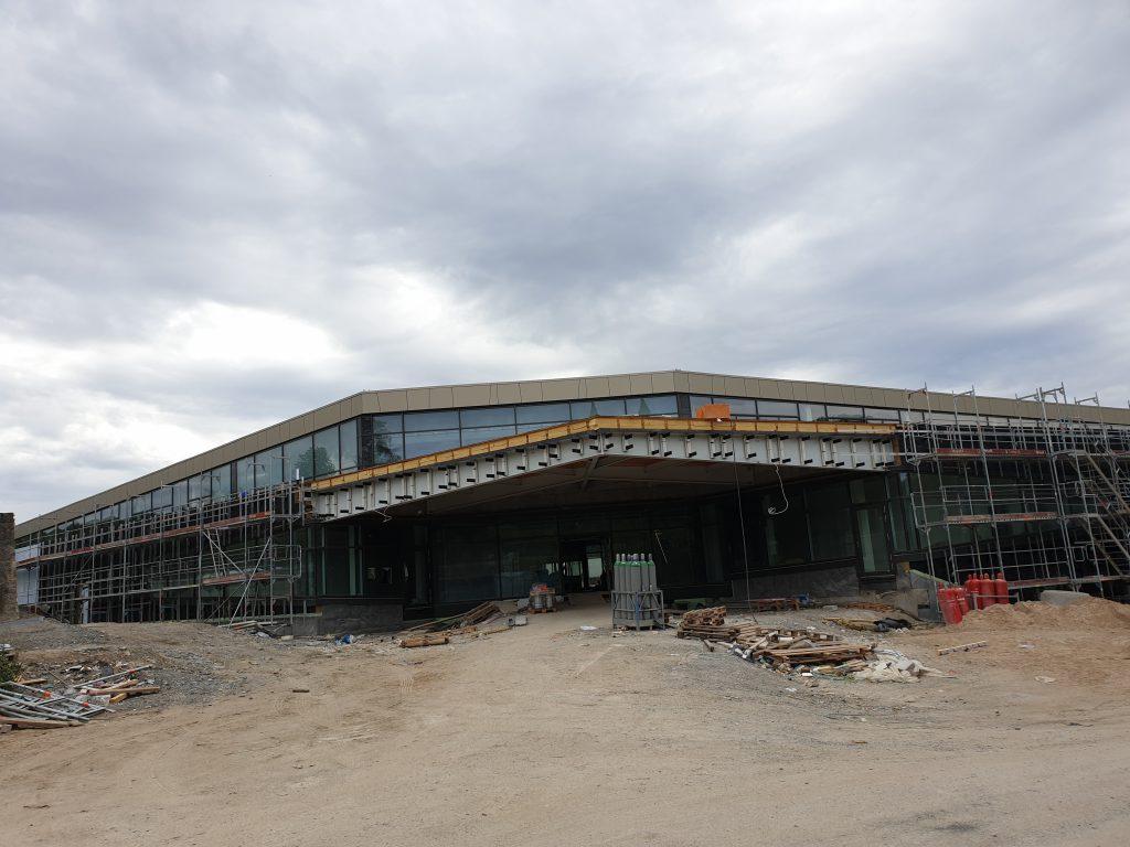 Baustelle Neues Nautiland