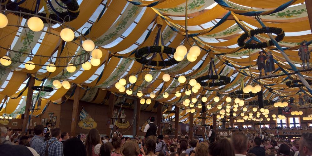 Bayerische Volksfeste